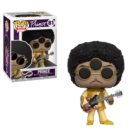 Prince Third Eye Girl Funko Pop Vinyl