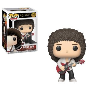 Queen Brian May Funko Pop Vinyl