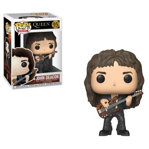 Queen John Deacon Funko Pop Vinyl