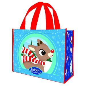 Rudolph Shopper Tote Bag