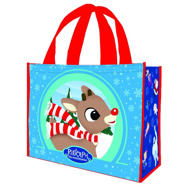 Rudolph Shopper Tote Bag