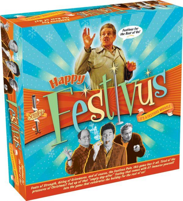 Seinfeld Happy Festivus Game