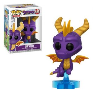 Spyro Flying Funko Pop Vinyl