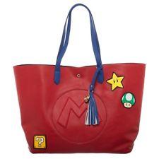 Super Mario Symbols Tote Bag
