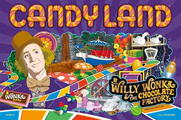 Willy Wonka Candy Land