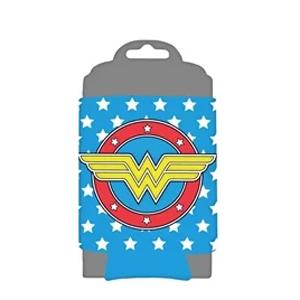 Wonder Woman Blue Coozie