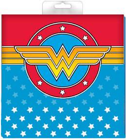Wonder Woman Foil Napkins
