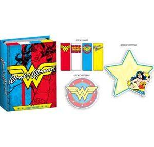 Wonder Woman Sticky Note Set