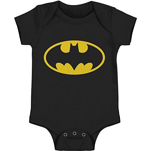 Batman Logo Onesie