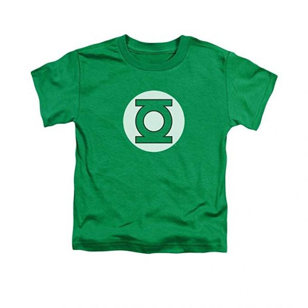 Green Lantern Logo Toddler