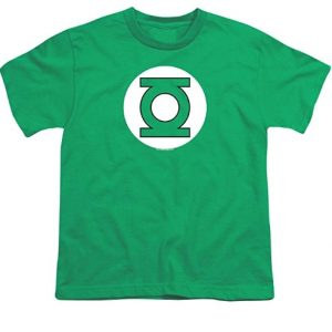 Green Lantern Logo Youth