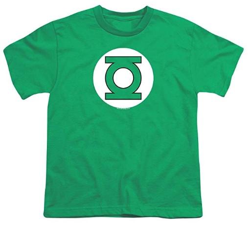 Green Lantern Logo Youth