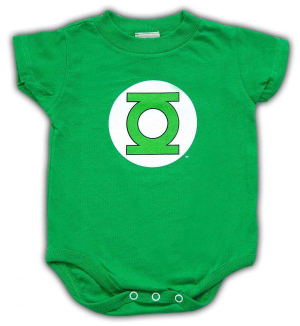 Green Lantern Onesie