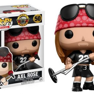 Guns N Roses Axel Funko Pop Vinyl