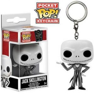 Jack Skellington Funko Pop Keychain