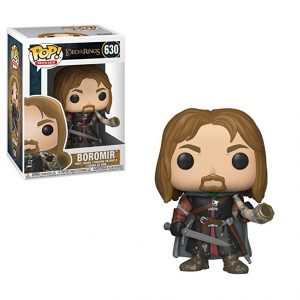 Lord of the Rings Boromir Funko Pop Vinyl