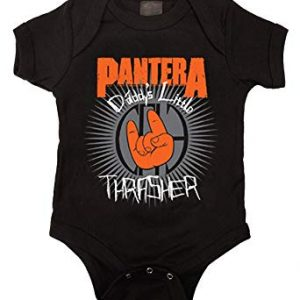 Pantera Little Thrasher Onesie