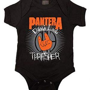 Pantera Little Thrasher Onesie