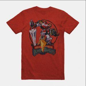 Power Ranger Megazord