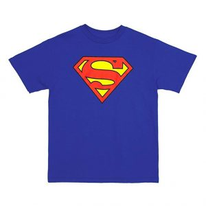 Superman Logo Youth