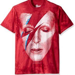 David Bowie Aladdin Tye Dye
