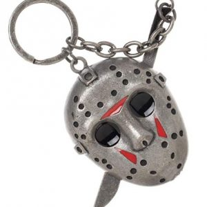 Friday the 13th Keychain