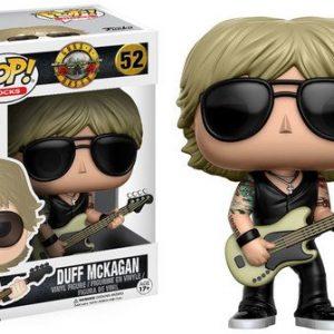 Guns N Roses Duff Funko Pop Vinyl