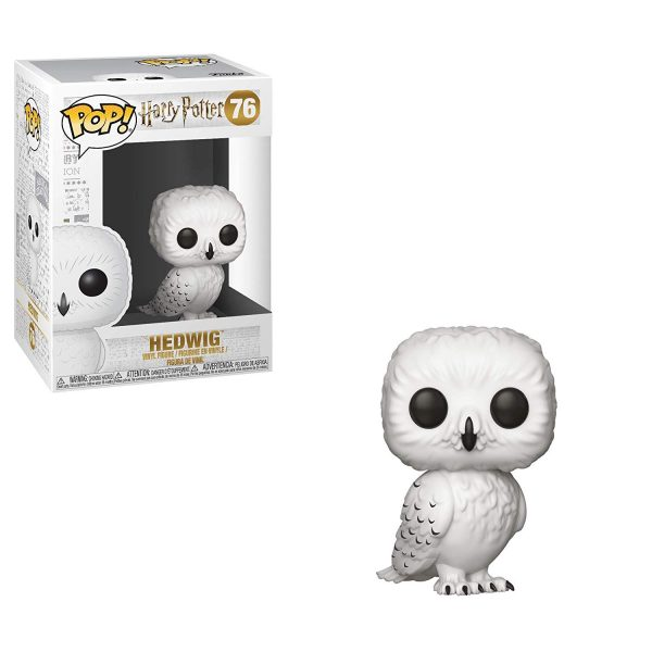 Harry Potter Hedwig Funko Pop Vinyl