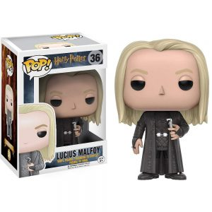 Harry Potter Lucius Funko Pop Vinyl