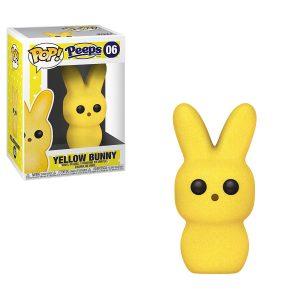 Peeps Yellow Bunny Funko Pop Vinyl