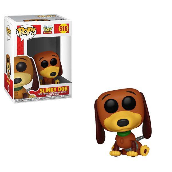 Toy Story Slinky Dog Funko Pop Vinyl