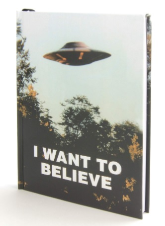 X Files Journal