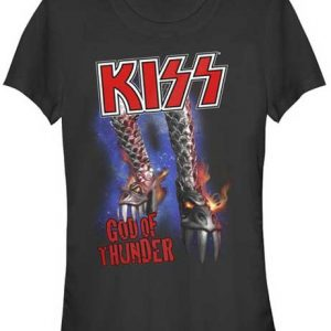 Kiss God of Thunder