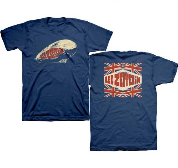 Led Zeppelin Union Jack