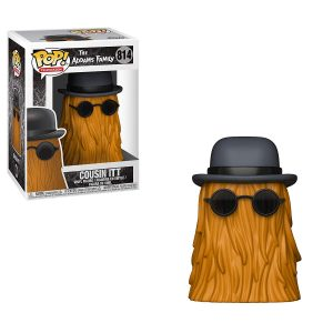 Addams Family Cousin It Funko Pop Vinyl