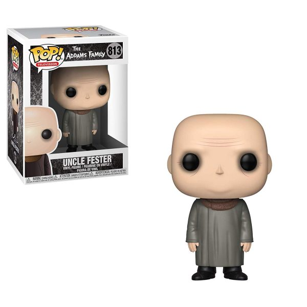 Addams Family Uncle Fester Funko Pop Vinyl