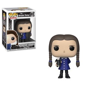 Addams Family Wednesday Funko Pop Vinyl