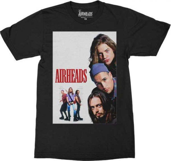 Airheads Movie Poster