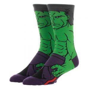 Avengers Hulk Socks