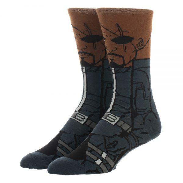 Avengers Nick Fury Socks