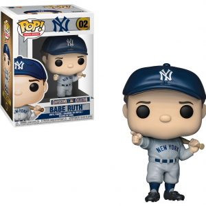 Babe Ruth Funko Pop Vinyl