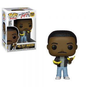 Beverly Hills Cop Alex with Banana Funko Pop Vinyl