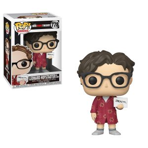 Big Bang Theory Leonard Funko Pop Vinyl
