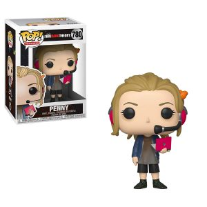 Big Bang Theory Penny Funko Pop Vinyl