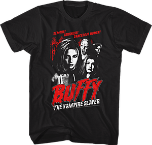 Buffy the Vampire Slayer Demons