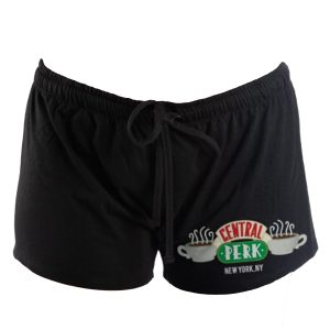 Friends Central Perk Shorts