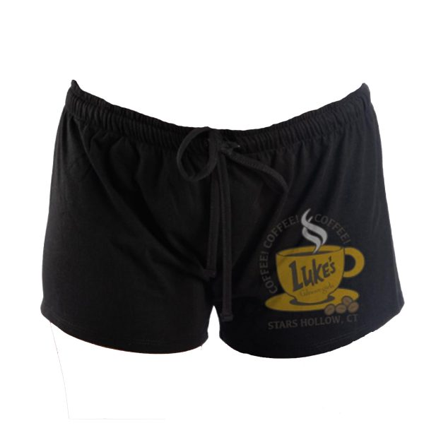 Gilmore Girls Luke's Diner Shorts