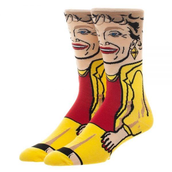Golden Girls Blanche Socks