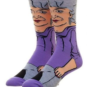 Golden Girls Dorothy Socks