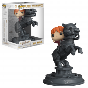 Harry Potter Ron Chess Piece Funko Pop Vinyl